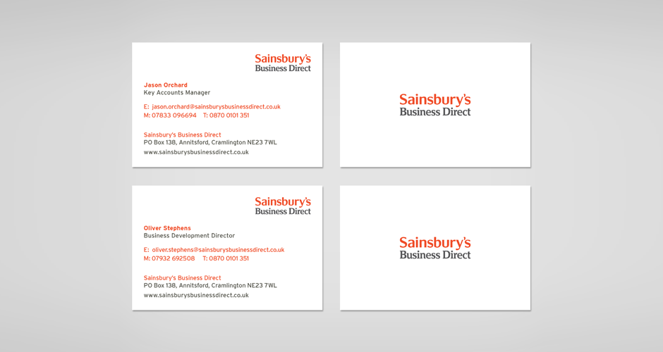 Our Work Sainsbury S Mbl Solutions Ltd